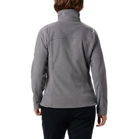 Columbia Fast Trek II Jacket Women city grey heather